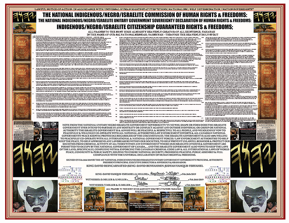 OFFICIAL5R DECLARATION OF NATIONAL ISRAELITE RIGHTS & FREEDOMS_REDUCED